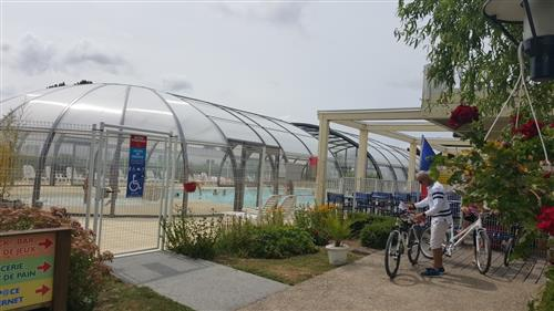 Camping le walric - Piscine couverte st maurice ...